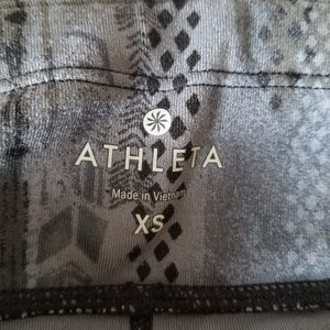 Athleta Pants - Athleta Crop Tights